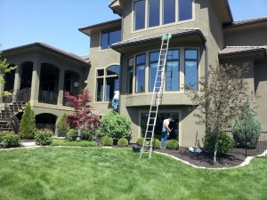 kansas city residential window cleaning