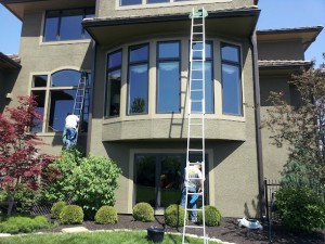 residential window cleaning kansas city