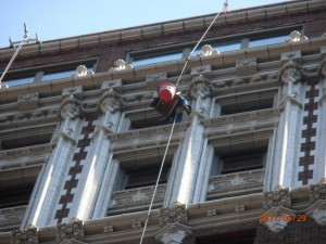 window cleaning kansas city downtown