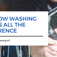 Window Washing Makes All the Difference