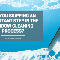 Are You Skipping an Important Step in the Window Cleaning Process?