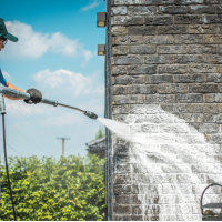 Commercial Pressure Washing Benefits