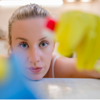 Creating Streak-Free Window Cleaning in Leawood